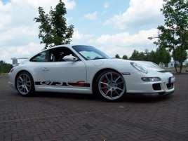 Porsche selber fahren - Porsche 997 GT3 - Drees Porsche 997 GT3 - 60 Minuten mit Instruktor