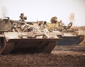 Panzerfahren - Bergepanzer VT-55 Bergepanzer VT-55 - 3 Stunden
