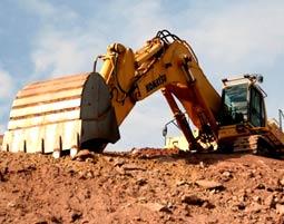 Bagger Fahren 21- Tonnen Bagger - 60 Minuten