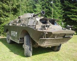 Panzer fahren (SPW40) Schützenpanzer SPW40 - 60 Minuten