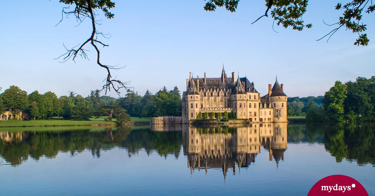 Schlosshotel - Übernachten im Schloss | mydays