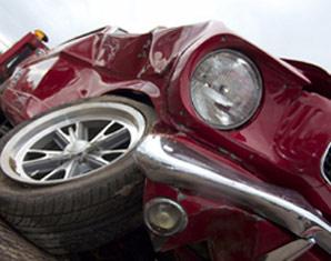 Auto zertrümmern Norderstedt