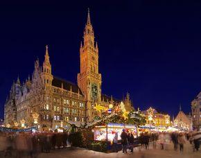 Weihnachtsmarkt Kurztrip - 1ÜN - München INNSIDE München Neue Messe