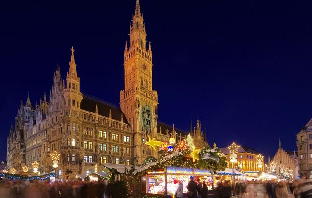 Weihnachtsmarkt Kurztrip - 1ÜN - München INNSIDE Neue Messe München