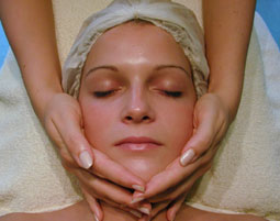 3-Gesichtsmassage