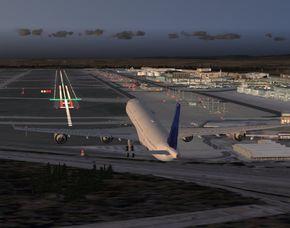 3D-Flugsimulator Köln