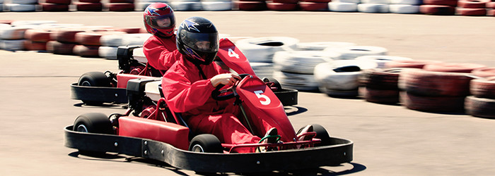 Kart fahren