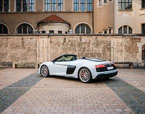 Audi R8 fahren (1 Tag) München Audi R8 Spyder - 1 Tag