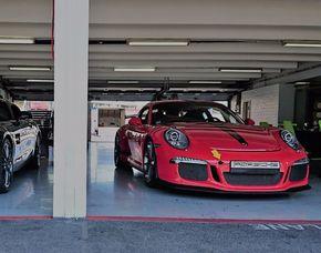 Renntaxi - Porsche 911 GT3 - 4 Runden Porsche 911 GT3 - 4 Runden - Spreewaldring Training Center