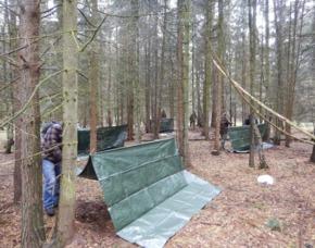 Survival Intensivkurs - Albersdorf Vertiefung von Survival-Themen in Theorie & Praxis, inkl. Verpflegung und Wasser