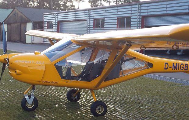 flugzeug-selber-fliegen-bayreuth-flieger