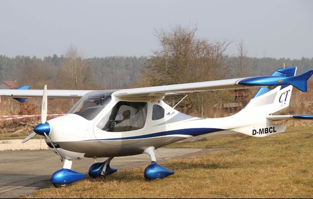 flugzeug-selber-fliegen-bayreuth-flugspass