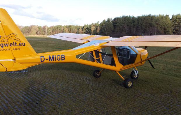 flugzeug-selber-fliegen-bayreuth-luftfahrzeug