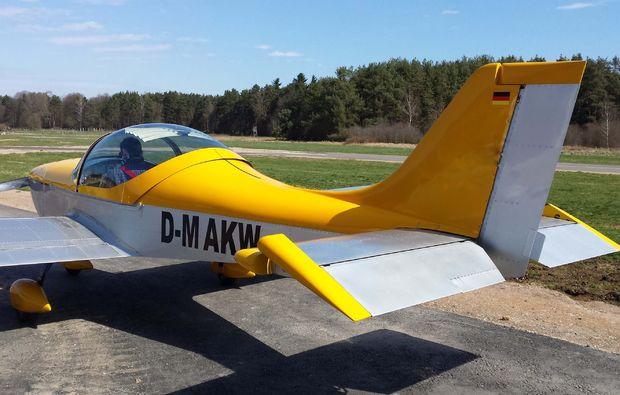 flugzeug-selber-fliegen-bayreuth-sportflugzeug