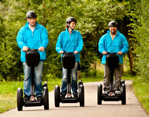 Segway City Tour Stuttgart