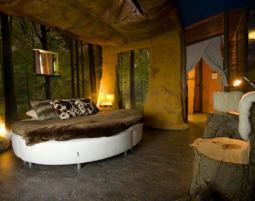 au ergew hnliche bernachten im baumzelt in harkebr gge als geschenk mydays. Black Bedroom Furniture Sets. Home Design Ideas