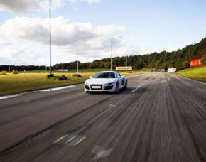 Audi R8 selber fahren 3 Runden Audi R8 - 45 Minuten