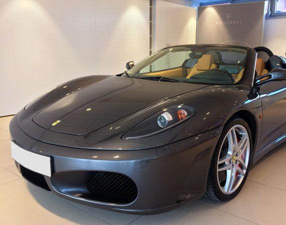 Ferrari selber fahren Gleisdorf - 90 Minuten Ferrari 430 Spider F1 - Ca. 1,5 Stunden