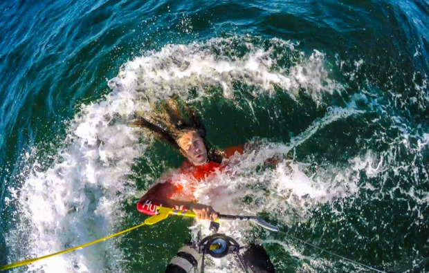 hydrofoil-kitesurfkurs-zingst-action