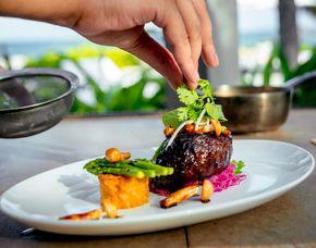 Saisonal Kochen, Mehr-Gänge-Menü wie im Sternerestaurant Jahreszeitenküche wie im Sternerestaurant