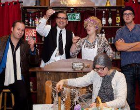 Das Kriminal Dinner - 84 Euro - Weinwirtschaft Friedrich-Wilhelm - Trier 3-Gänge-Menü