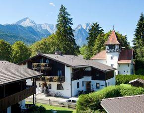 Kuschelwochenende - 1 Übernachtung H+ Hotel Alpina Garmisch-Partenkirchen – 3-Gänge-Menü
