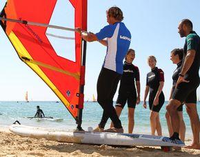 Windsurfen Fehmarn