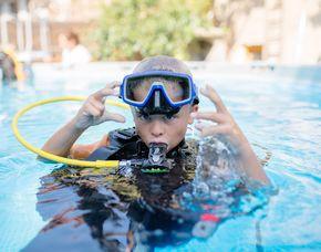 Open Water Diver - PADI für Kids Im Pool - 2 bis 5 zu Tage