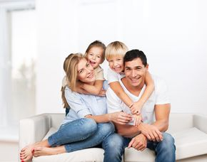 Familien-Fotoshooting inkl. 1 Print, ca. 1,5 Stunden