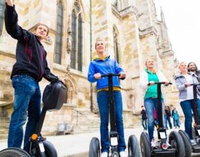 Segway City Tour (Classic Tour Regensburg) City Tour – Ca. 3 Stunden