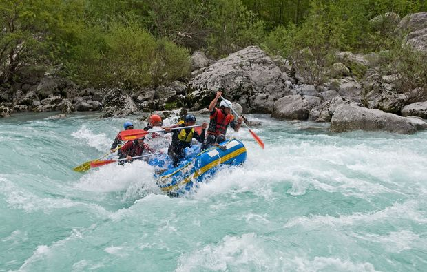 rafting-bad-reichenhall-action