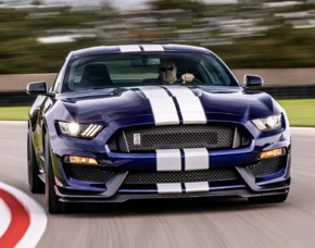 Ford Mustang Shelby - 20 Minuten Radeburg Ford Mustang Shelby - 17 Minuten