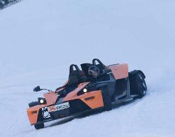 KTM X-Bow Rennen Saalfelden am Steinernen Meer