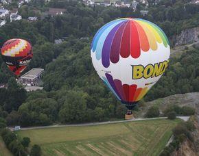 Ballonfahrt Ludwigshafen