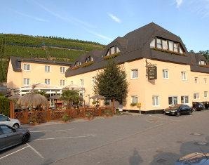 Kuschelwochenende (Voyage d´Amour für Zwei) Moselhotel Hähn - 4-Gänge-Candle-Light-Dinner