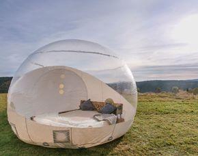Außergewöhnlich Übernachten in der Bubble -1 ÜN in der Bubble