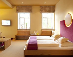 Boutique- und Designhotels für Zwei Alpenhotel Wittelsbach