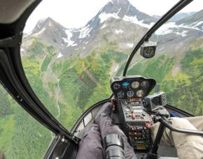 Hubschrauber selber fliegen - 30 Minuten Vilshofen 30 Minuten