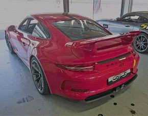 Renntaxi - Porsche 911 GT3 - 3 Runden (Spa) Porsche 911 GT3 - 3 Runden - Spa - Francorchamps