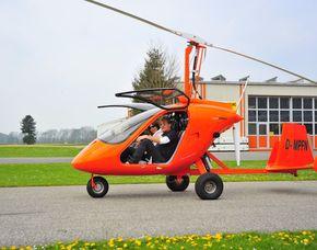 Tragschrauber selber fliegen - 30 Minuten 30 Minuten