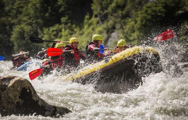 rafting-golling-an-der-salzach-action