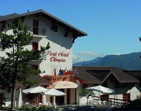 Kurzurlaub inkl. 60 Euro Leistungsgutschein - Park Hotel Olimpia - Brallo di Pregola (PV) Park Hotel Olimpia