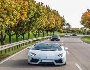 Schwarzwald Sportscar driving experience Porsche, Lamborghini, Ferrari und viele mehr - 9 Stunden