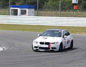 Rennstreckentraining BMW M3 GTS E92- Sachsenring - Oberlungwitz BMW M3 GTS E92 - 1 Einführungsrunde, 4 Runden selber fahren - Sachsenring