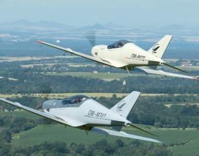 Kampfflugzeug selber fliegen Lübeck