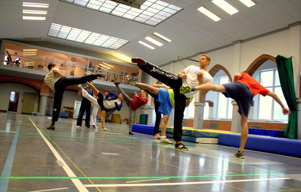 martial-arts-hannover-training