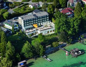 2x2 Übernachtungen inkl. Erlebnis - Urlaubs- und Seminarhotel Attersee - Seewalchen am Attersee Urlaubs- und Seminarhotel Attersee - Bootsfahrt oder Greenfee