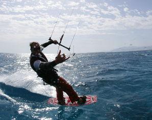 Kitesurf-Schnupperkurs Ostsee - ca. 2,5 Stunden