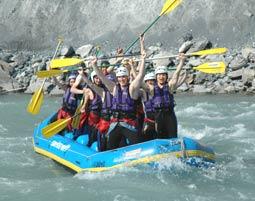 i-Vorderrhein-Rafting