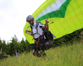 Gleitschirm Tandemflug Schnupperkurs - 1 Tag - Obermaiselstein Schnupperkurs - 1 Tag - Allgäuer Alpen
